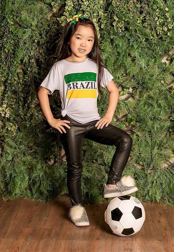 WORLD CUP | Blusa Blessinha Brazil