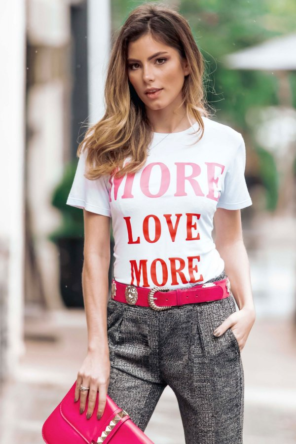 SPRING PREVIEW | Blusa More Love More