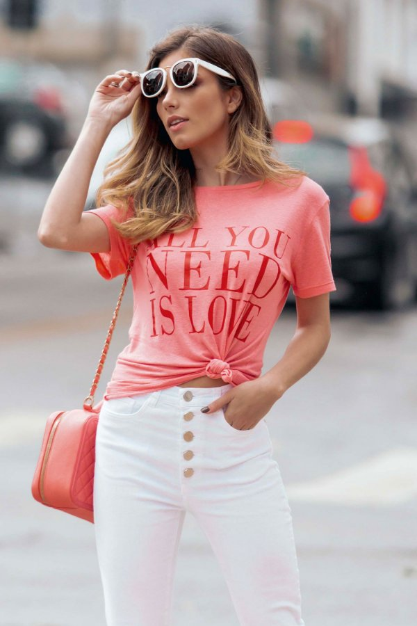 SPRING PREVIEW   Blusa All You