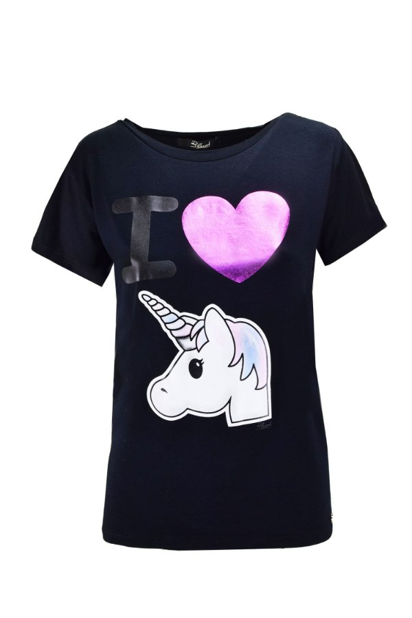 ESPECIAL SALE | Blusa TEEN I Love Unicórnio