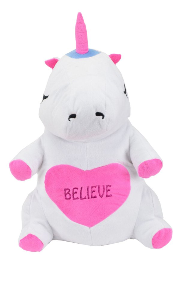 BLESSED UNICORN | Unicórnio Pelúcia Believe