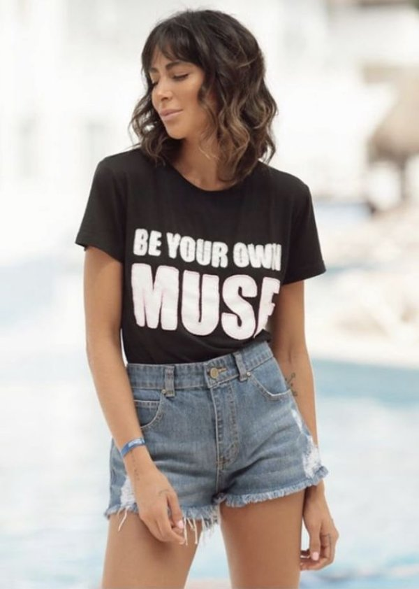 ESPECIAL SALE  | Blusa Be Your Own Muse Bordada