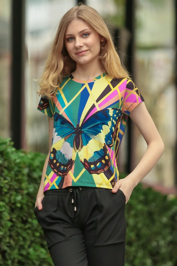 SPRING PREVIEW | T-Shirt Butterfly Teen