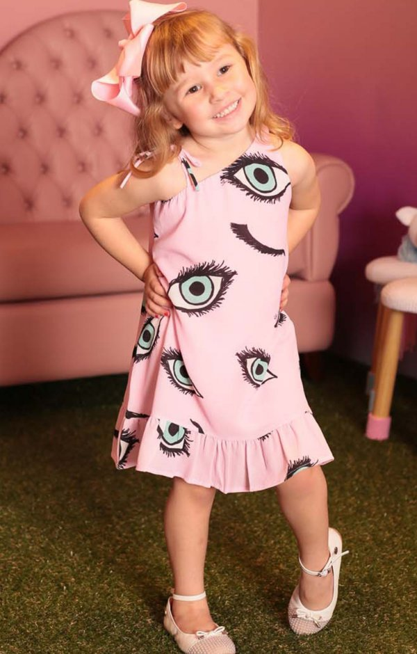 TULUM COLLECTION | Vestido Blessinha Happy Eyes