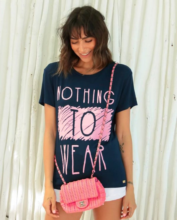 ESPECIAL SALE | Blusa Nothing To Wear