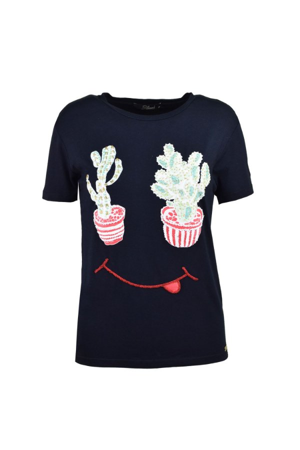 ESPECIAL SALE | Blusa Teen Happy Cacto