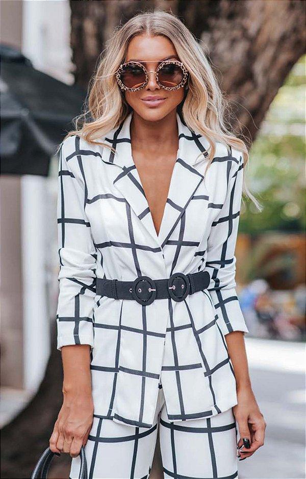 URBAN STYLE | Blazer Estampa Exclusive Queens