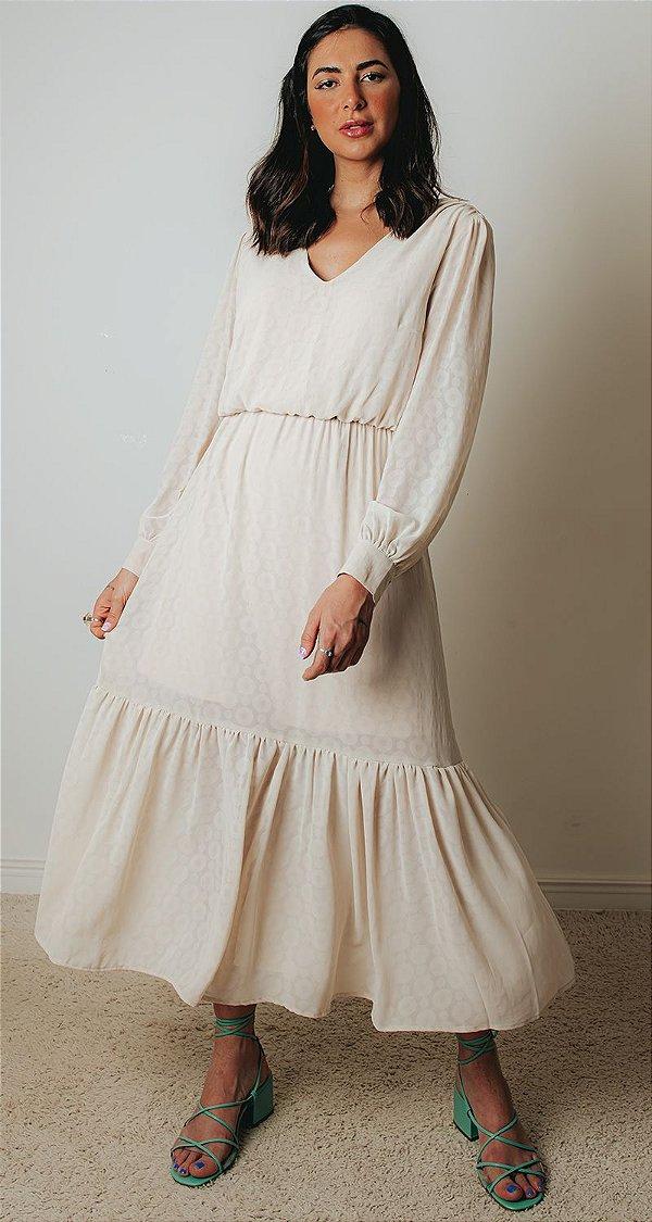 NYC COLLECTION | Vestido Midi Georgina
