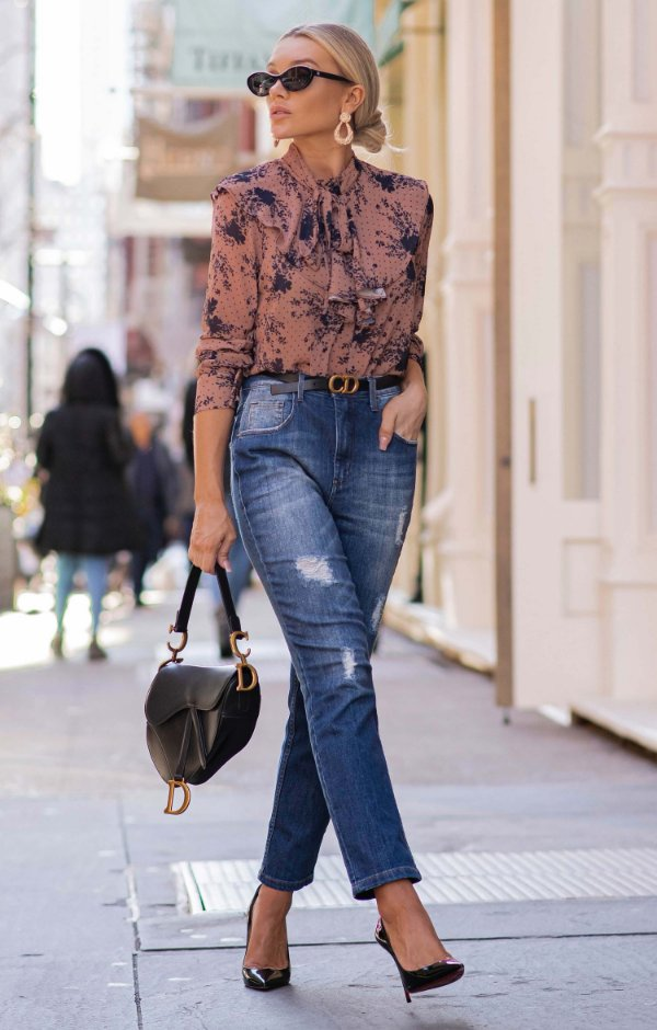 NYC COLLECTION | Calça Jeans Reta
