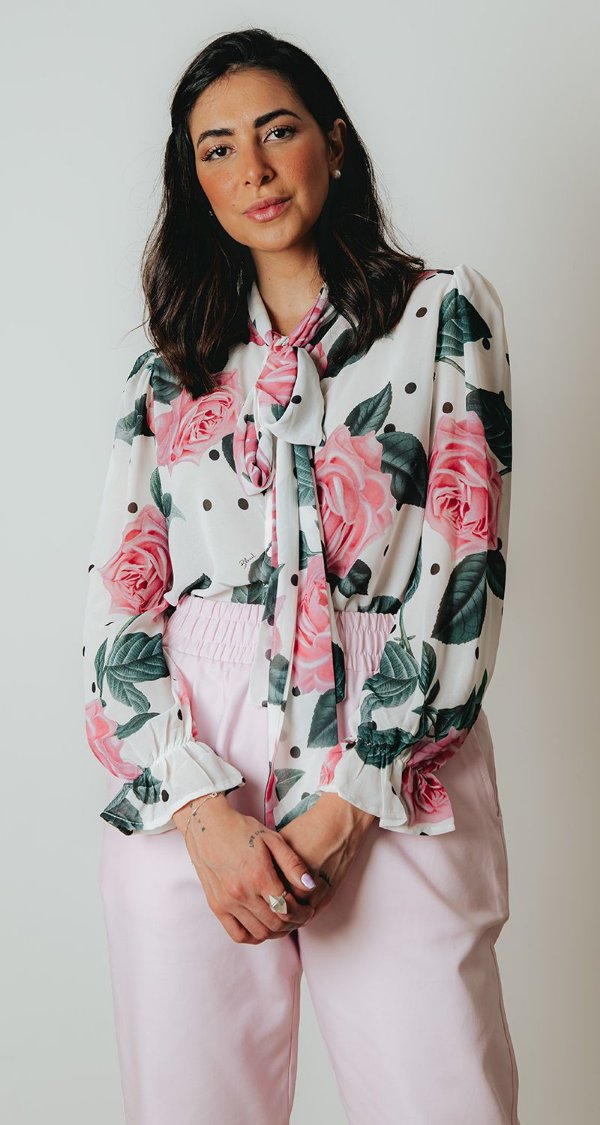 Camisa Marrie | L'AMOUR COLLECTION