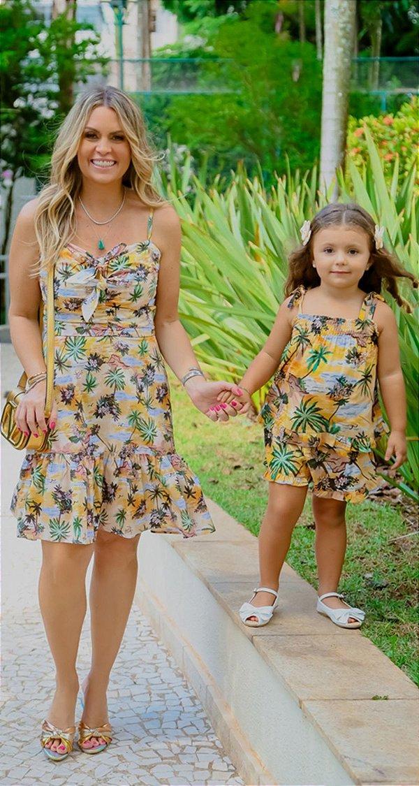 Conjunto Infantil Blessinha Alexandrina | RIVIERA FRANCESA