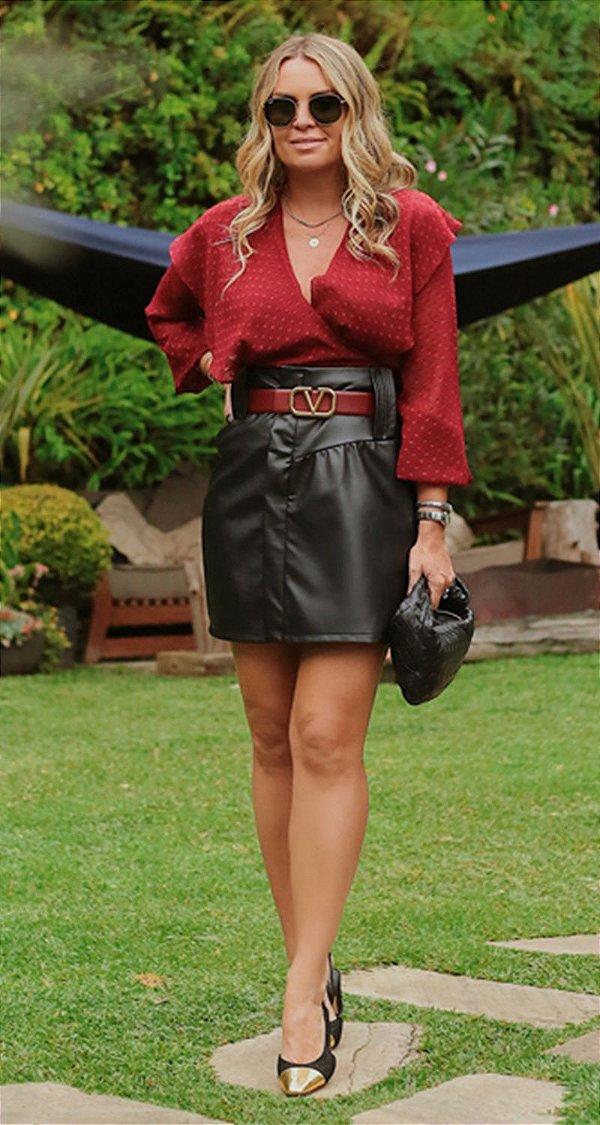 Blusa Cachequer Adriana | WINTER BLESSED