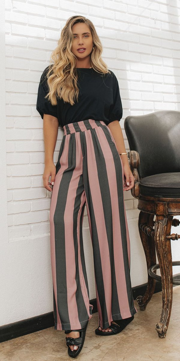Calça Pantalona Sarah | WINTER BLESSED
