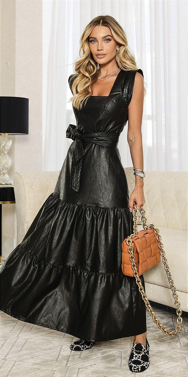 Vestido Midi Exclusive Fake Rafaela | DNA BLESSED