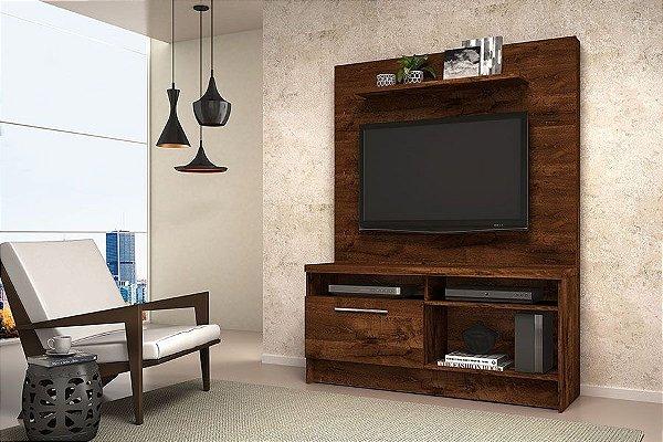 Estante Home Theater Fox para TV de até 55 Polegadas - DJ Móveis