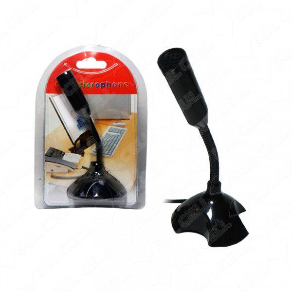Microfone de Mesa p/ Desktop Usb (M-306) FS