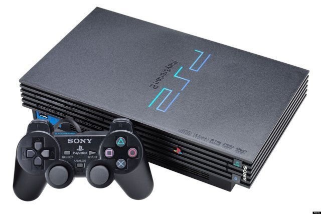 PLAYSTATION 2 SEMI-NOVO FAT