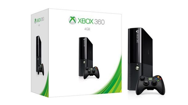 X BOX 360 4GB BLOQUEADO NOVO