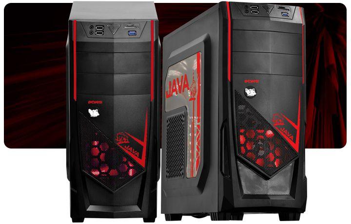 Computador Gamer Java Red I3-8GB-COD-1900