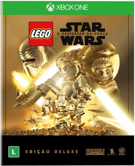 JOGO XBOX ONE LEGO STAR WARS DESPERTAR DA FORÇA