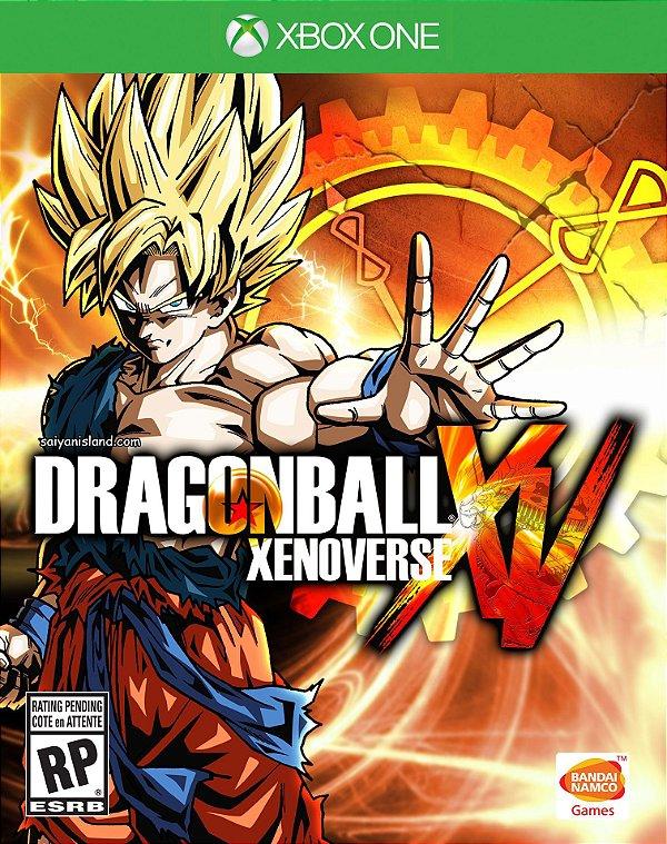 XBOX ONE DRAGONBALL XENOVERSE XV