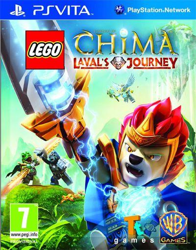 PSVITA LEGO CHIMA