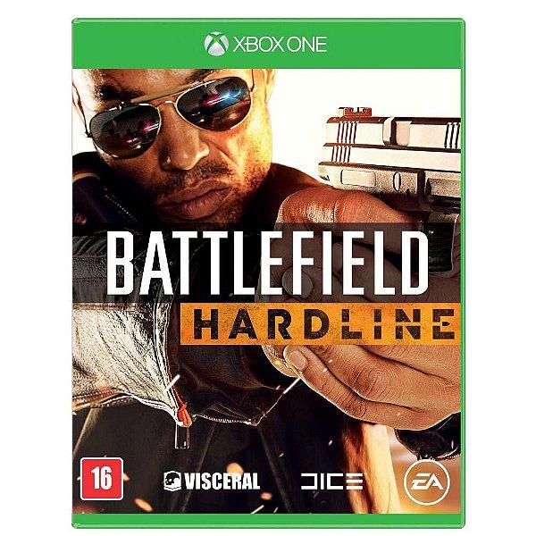 XBOX ONE JOGO BATTLEFILD HARDILINE