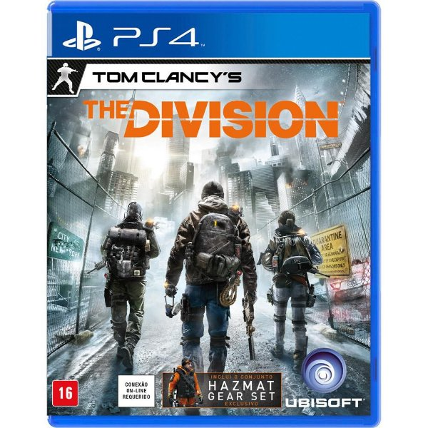 PLAYSTATION 4 JOGO THE DIVISION