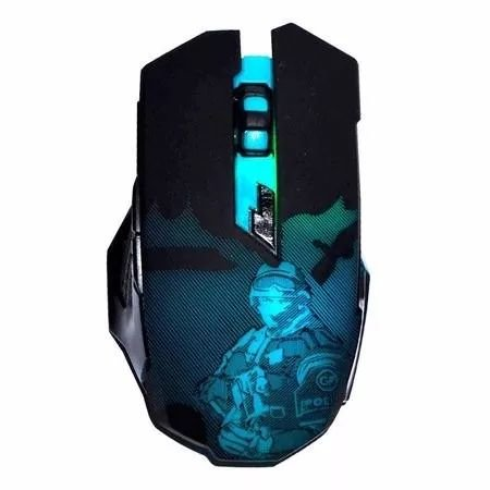 MOUSE GAMER KNUP KP-V13