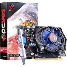 PLACA DE VÍDEO PCYES RADEON HD6570 4GB DDR5 128 BITS