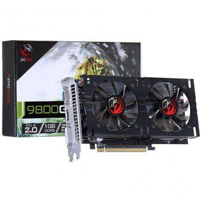 PLACA DE VÍDEO PCYES 9800GT 1GB DDR3 256BITS