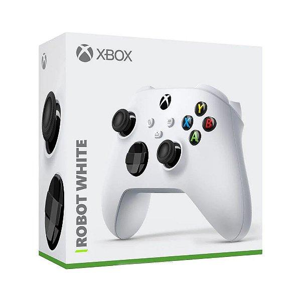 Controle Microsoft para Xbox Series X - Branco (