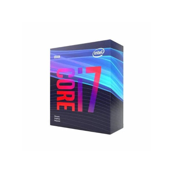 PROCESSADOR CORE i7-9700F COFFEE LAKE 3.0 GHz LGA1151 65W BOX INTEL B
