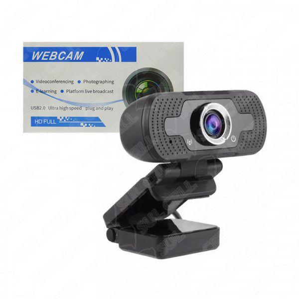 Webcam Full Hd 2Mp c/ Microfone Usb 2.0 (CAMRS)-S