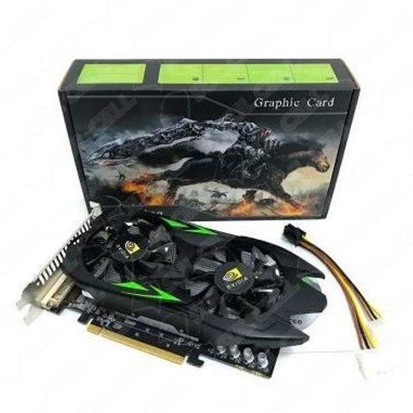 Placa de Video Nvidia Geforce GT-550TI DDR5 1Gb 850MHz -FS