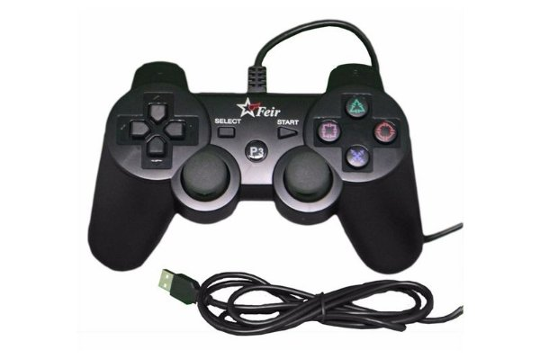 Controle Playstation 3 Com Fio Alternativo PS3