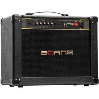 Amplificador Para Guitarra Borne VORAX 12100 - Preto