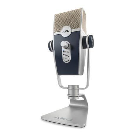 Microfone Condensador AKG LYRA USB