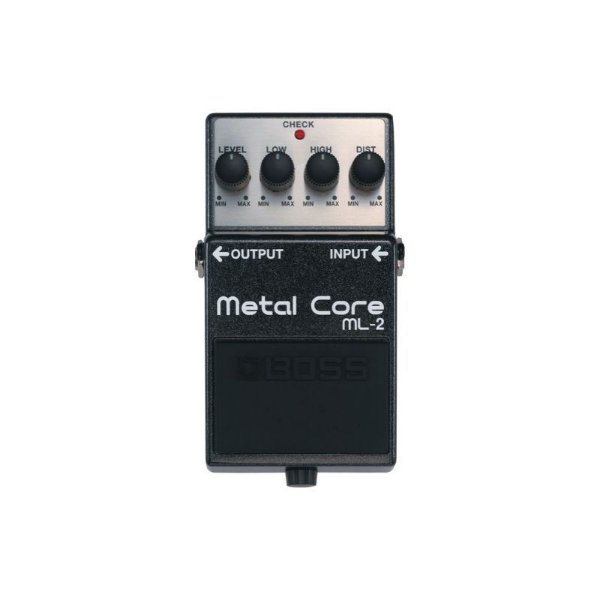 Pedal para Guitarra Boss ML-2 - Metal Core