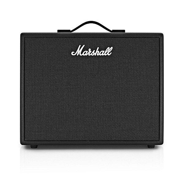 Amplificador de Guitarra Marshall CODE50 + Footswitch CODE (Usado)