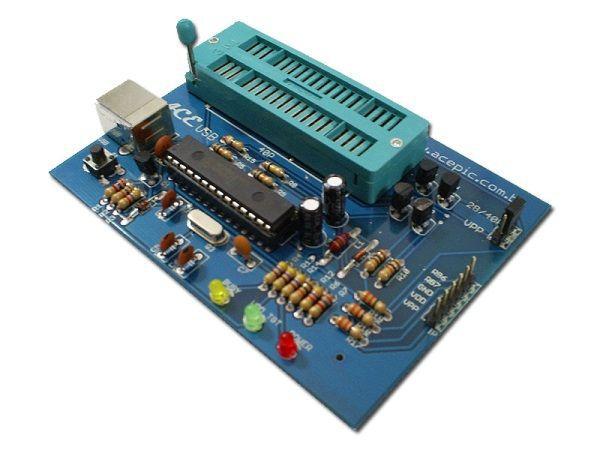 Gravador para Microcontroladores PIC ACE USB