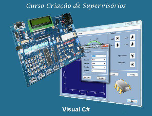 Curso Online Criação de Supervisórios em Visual C#