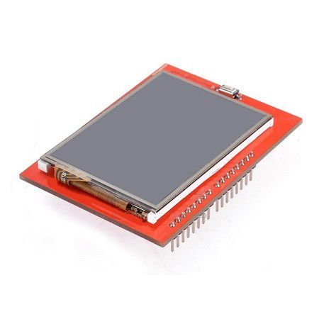 """Display LCD TFT 2.4"""" Touchscreen"""