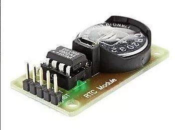 Módulo RTC DS1302 com Bateria