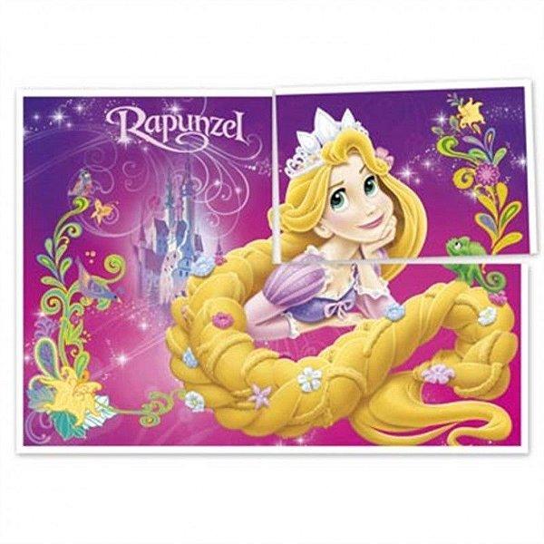 Painel de Parede Gigante Cartonado Rapunzel Disney Enrolados