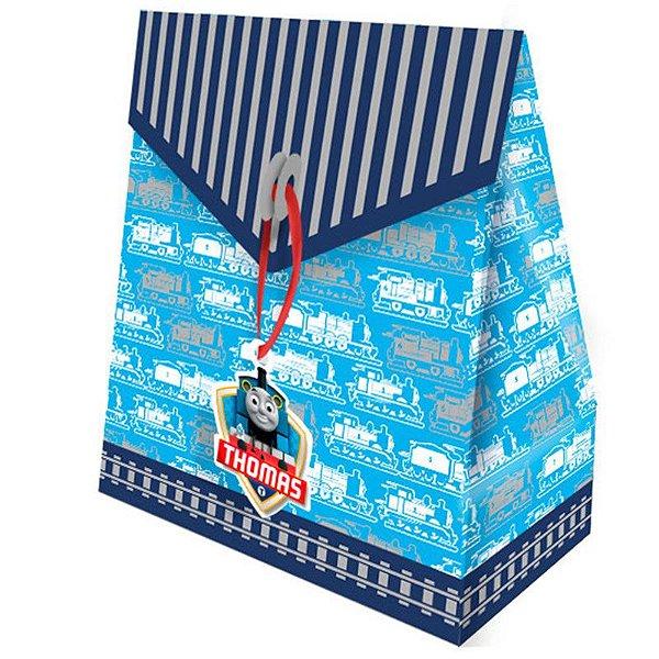 Caixa Surpresa - Thomas e Seus Amigos - 08 unidades