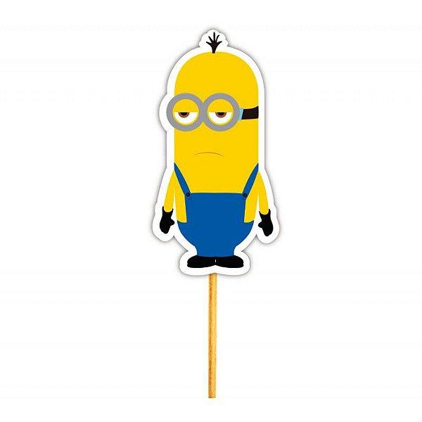 Enfeite Para Cupcake Kevin Banana