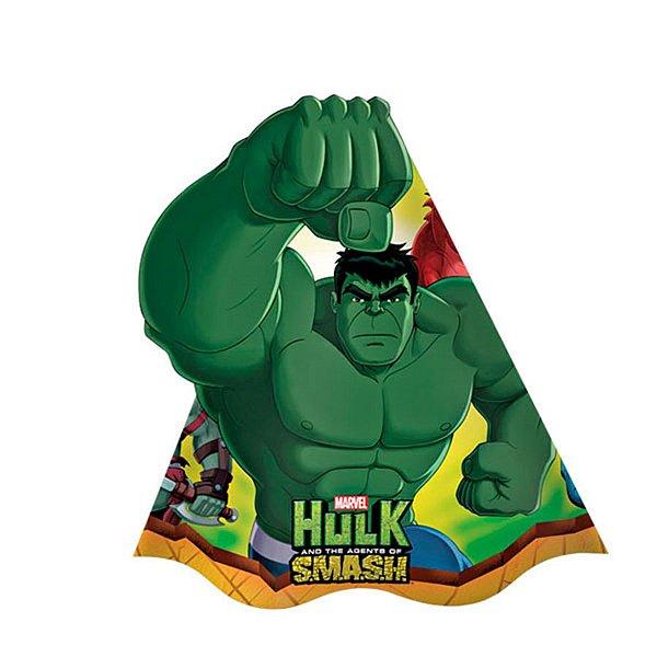 Chapéu de Aniversário Hulk