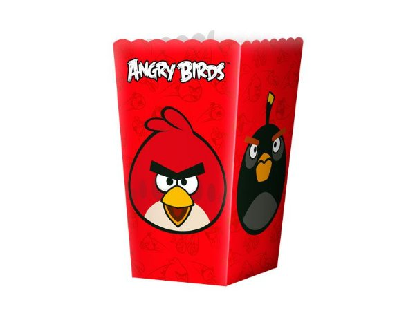 Pipoqueira Angry Birds