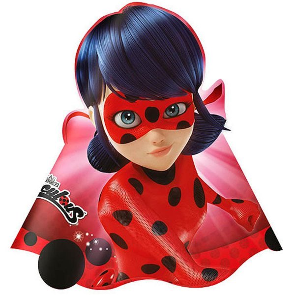 1247cd9395001 Chapéu Ladybug - Festas Mix - Nossa Alegria é Fazer a sua Festa